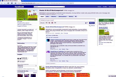 Komuniti DSKK di FaceBook!