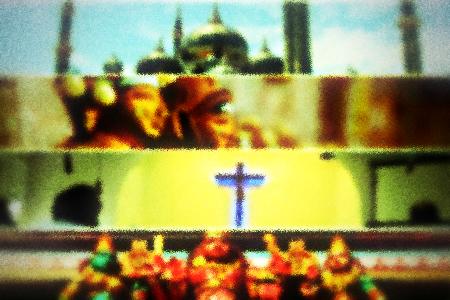 Gambaran agama-agama utama di Malaysia...